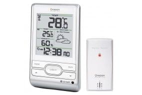 c5ed7aac276 Køb Oregon Radiostyret vejrstation - Med hygrometer på Av-Cables.dk
