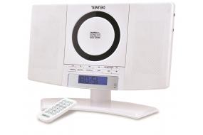Ubrugte Køb Denver MC-5220 - Mikroanlæg - CD/Radio - Hvid på Av-Cables.dk AQ-18