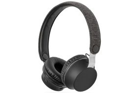 Nedis On-Ear Bluetooth stofhovedtelefoner - Antracit/sort