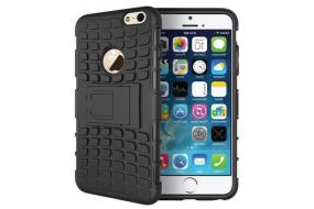 Køb iPhone 7 8 - High Safety cover - Sort på Av-Cables.dk 18e965edff70f