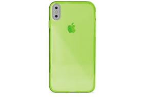 Köp Puro Nude Cover iPhone XS / X - Grön | TheMobileStore